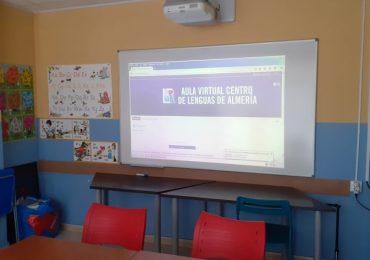 El Centro de Lenguas de Almería facilita el aprendizaje de idiomas gracias a las nuevas tecnologías